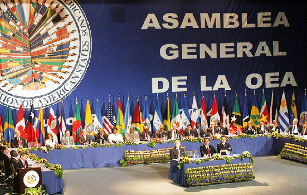 Fondos buitre: la OEA aprobó por aclamación la convocatoria de cancilleres a pedido de Argentina