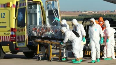 Declaran emergencia sanitaria internacional por el brote de ébola en Africa