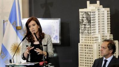 CFK anunció 105.000 viviendas populares con una inversión de $ 28.500 millones