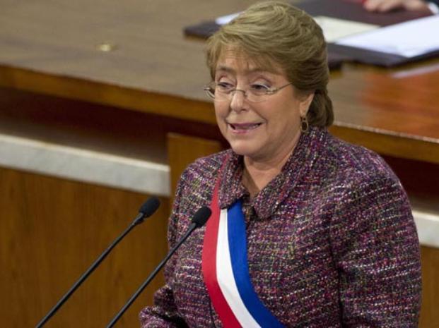 La iniciativa de Bachelet fue aprobada en Diputados, incluso con el apoyo de parte de la derecha.