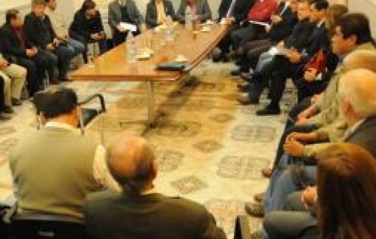 El oficialismo de La Rioja comenzó a discutir la futura ley de coparticipación