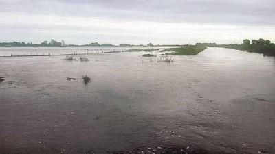 Ya hay 50 distritos en emergencia por las inundaciones en el interior bonaerense