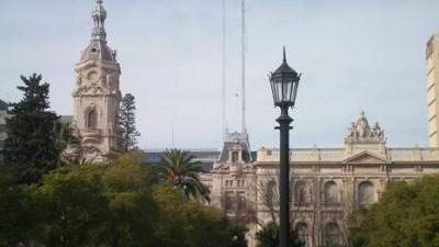 Trabajadores municipales de Bahía Blanca están de huelga