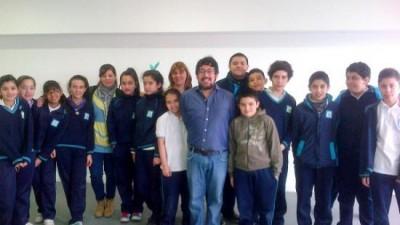 Río Grande: consideran proyecto de ordenanza que elaboran chicos en escuela