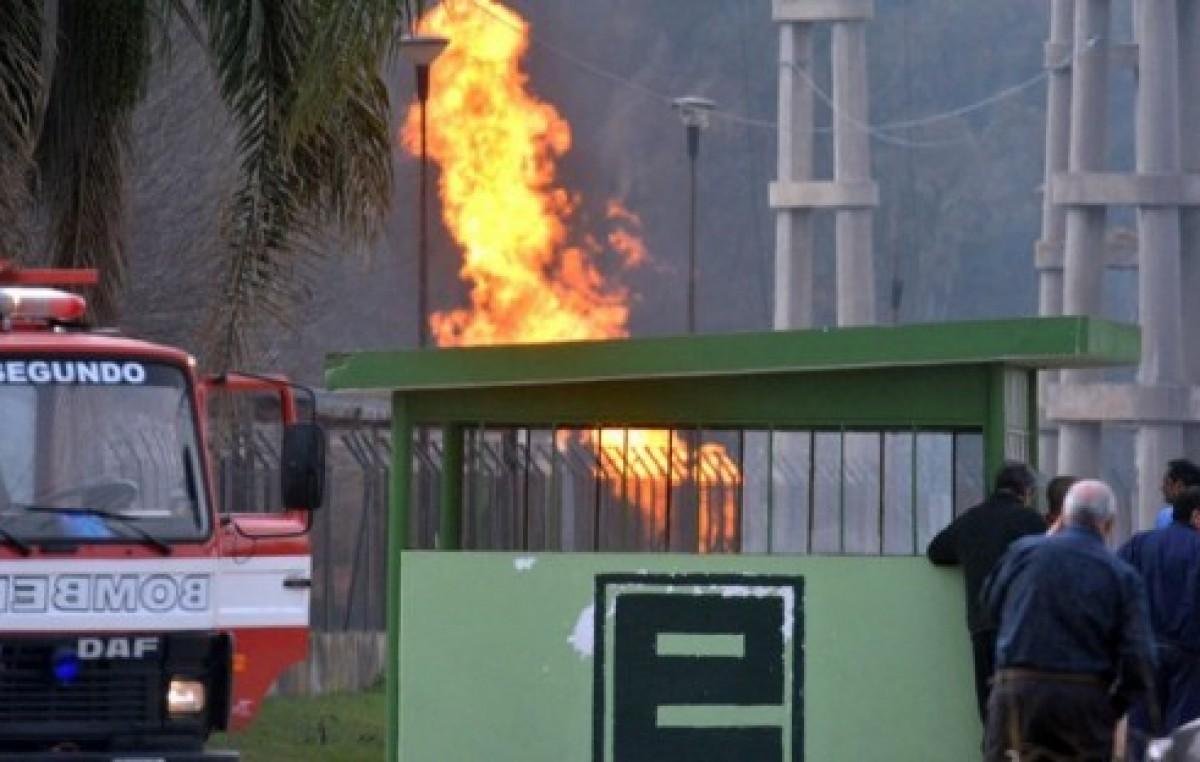 Córdoba: Intendentes piden que disputa entre Provincia y Nación no demore reparación del gasoducto