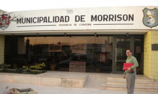 La intendencia kirchnerista de Morrison es una de las 31 de ese signo político que no recibió fondos.
