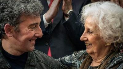 La ONU puso como ejemplo la recuperación del nieto de Carlotto
