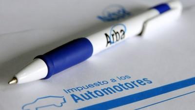 ARBA Intima a 500 deudores con autos de alta gama
