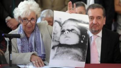 La Plata reconocerá la reparación histórica que significó la aparición del nieto 114