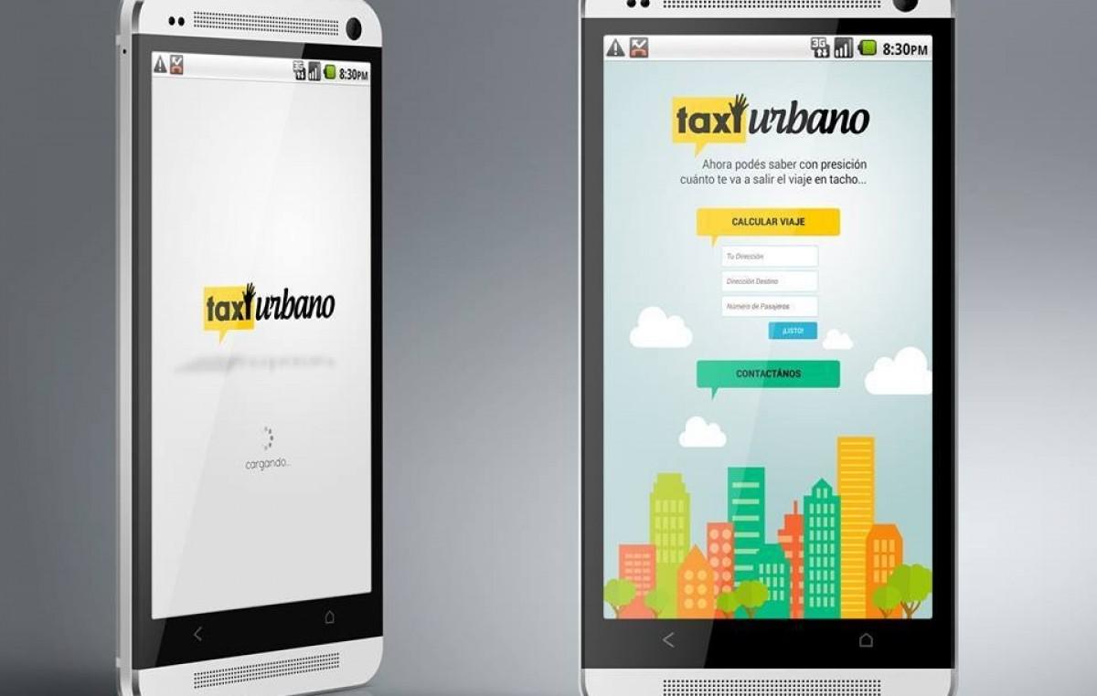 Bahía Blanca: Lanzaron una aplicación para poder calcular el costo de un viaje en taxi
