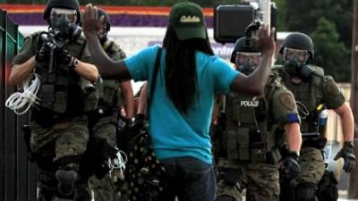 Amnistía Internacional envió observadores a las protestas en Missouri