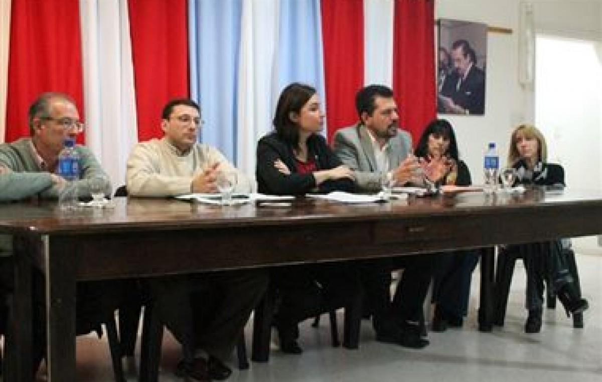 Ordenanza en marcha: quieren un Tribunal Municipal de Cuentas en Rafaela