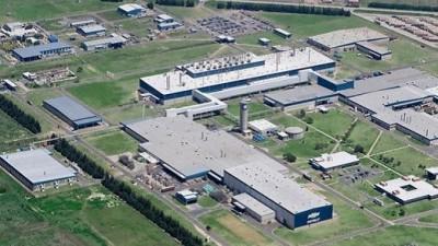 Parque Industrial en El Trébol