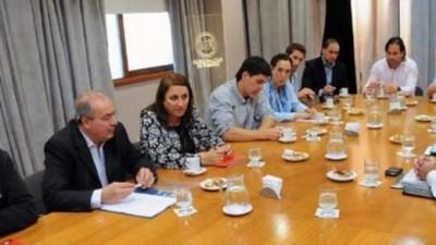 Rosario: Reunión entre municipio, provincia y nación