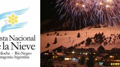 Fiesta Nacional de la Nieve del 5 al 10 de agosto , Bariloche
