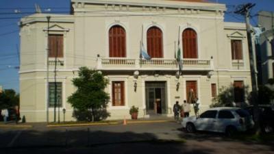 Municipios y Comisiones de Fomento de Río Negro reciben aportes por emergencia climática