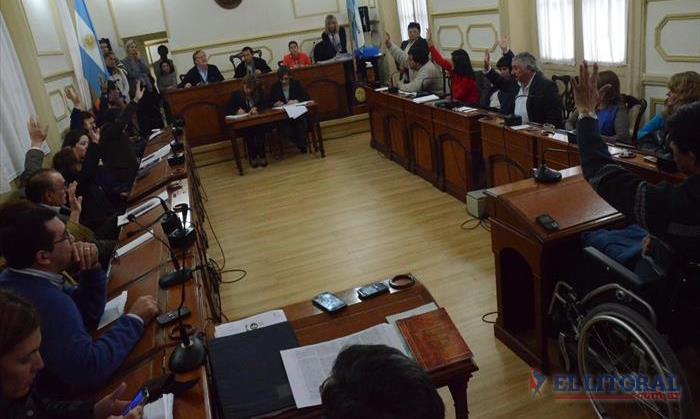 REPAROS. Concejales de la oposición ponen reparos a la posibilidad de una privatización del servicio de recolección y piden un debate amplio.