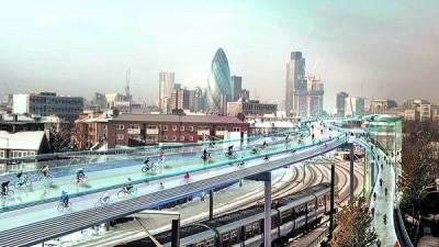 """Para ciudades """"amigas de las bicis"""", el futuro de las ciclovías está en el aire"""
