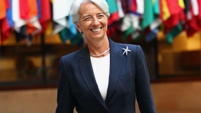 Un escándalo sacude a la titular del FMI, 3 años luego de Strauss-Kahn