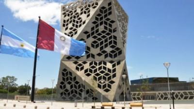 Intendentes radicales de Córdoba, al Centro Cívico