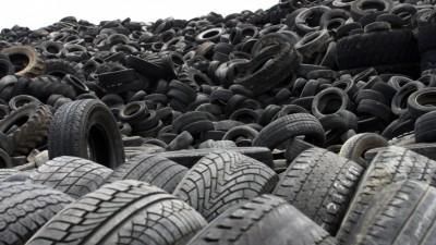 Crearán en Río Negro el sistema de tratamiento de neumáticos usados