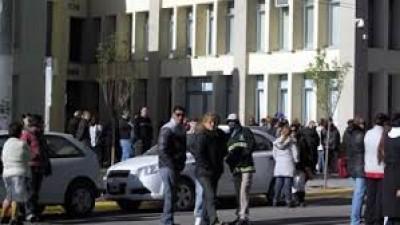 Puerto Madryn: Municipales 'autoconvocados' propusieron habilitar las cajas