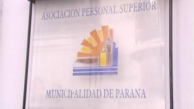 Jerarquizados de Paraná piden al municipio discutir subas salariales