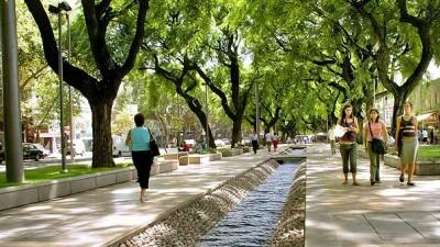 Mendoza: Quieren una ciudad inteligente para mejorar calidad de vida