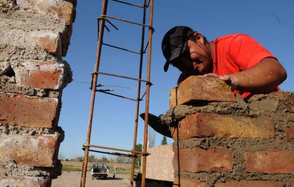 Junín: estiman que casi 60% de la construcción no está declarada