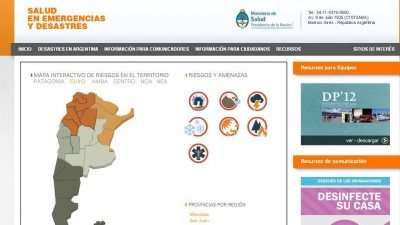 Lanzan una web para saber cómo actuar en situaciones de emergencia