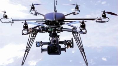 Drone buscará construcciones y terrenos locales no declarados en Mendoza