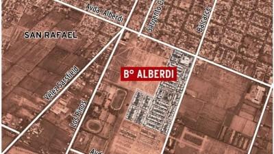 Barrio Alberdi: un polo de crecimiento urbano cerca de la ciudad de San Rafael
