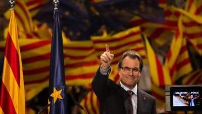 4.500 millones de euros al mes, el costo de la independencia de Cataluña
