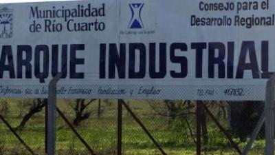 El Parque Industrial de Río Cuarto fue incluido en el registro nacional
