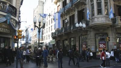 Buscan diversificar el comercio en las peatonales de Rosario