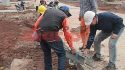 Obras viales en Santiago por un monto superior a $ 123 millones