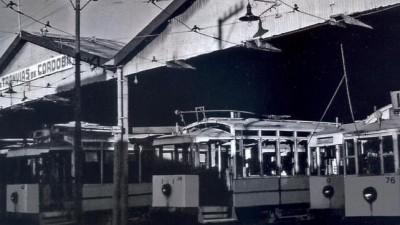 Preocupa la vieja estación de tranvías de Córdoba