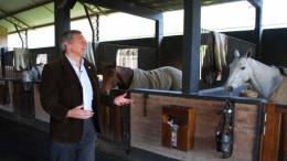 Evasión vip: ARBA detectó 25 mil metros cuadrados sin declarar en caballerizas de polo en countries