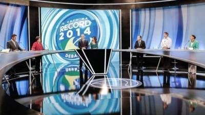 Fuerte cruce de criticas entre la oposición y el oficialismo en ultimo debate televisivo brasileño
