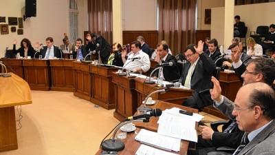 Bahía Blanca: Podría votarse esta tarde la creación de la policía comunal