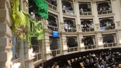 Buenos Aires: Municipales instan a un rápido tratamiento de la ley de paritarias en Senadores