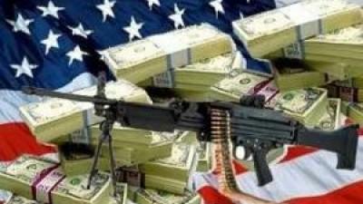 El gasto militar de los Estados Unidos quintuplica los presupuesto de salud y educación combinados