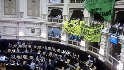 Buenos Aires: Diputados aprobaronproyecto de Ley de Paritarias para trabajadores municipales