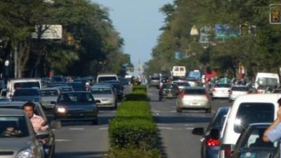 Rosario: hay un automóvil cada dos habitantes