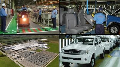 """Toyota quiere """"abastecer a toda Latinoamérica desde la Argentina"""""""