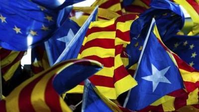 España: la mayoría de los municipios catalanes presionan pidiendo una consulta soberanista