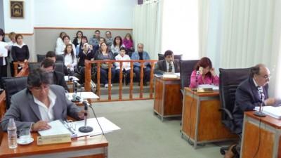Río Gallegos: En sesión del Concejo Deliberante toma estado parlamentario presupuesto municipal