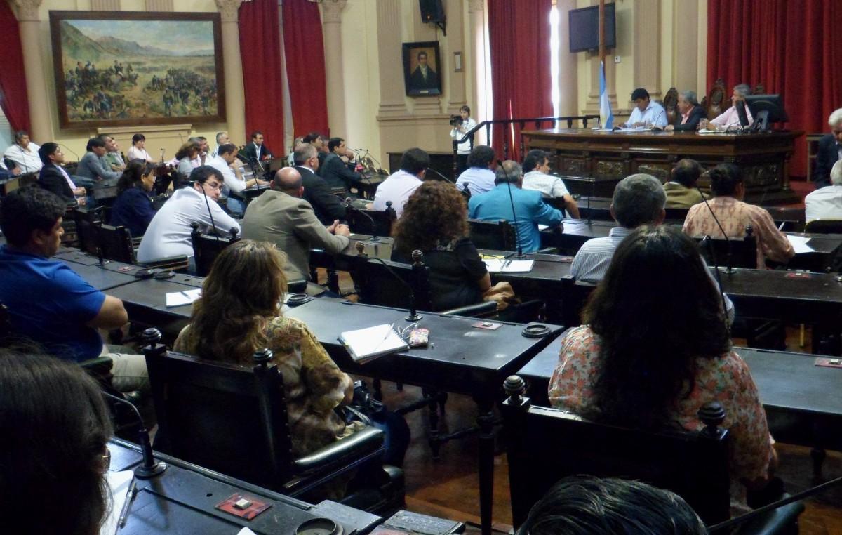 Diputados y Concejalesde Saltadebatieron sobre la Reforma De La Ley Orgánica Municipal