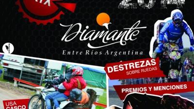 Motoencuentro Internacional del 3 al 7 de septiembre en Diamante