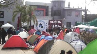 Trabajadores municipales de Jujuy podrían iniciar huelga de hambre